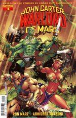 John Carter - Warlord of Mars 4