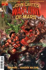 John Carter - Warlord of Mars 5