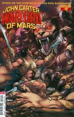 John Carter - Warlord of Mars 12