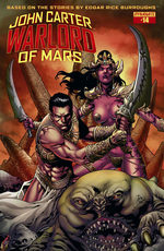 John Carter - Warlord of Mars 14