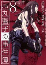 Kyoko Karasuma, Inspecteur à Asakusa 8 Manga