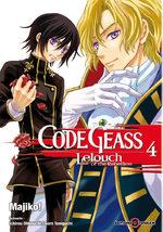 Code Geass - Lelouch of the Rebellion 4 Manga