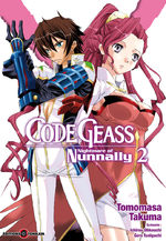 Code Geass - Nightmare of Nunnally T.2 Manga