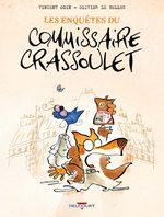 Les enquêtes du commissaire Crassoulet 1