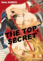 The Top Secret 4 Manga