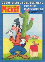 Le journal de Mickey 1268 Magazine