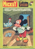 Le journal de Mickey 1244 Magazine