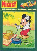 Le journal de Mickey 1260 Magazine