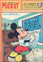 Le journal de Mickey 1250 Magazine
