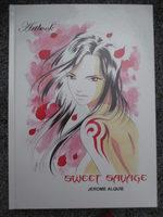 Sweet savage 1 Artbook