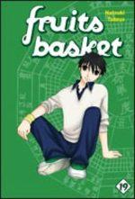 Fruits Basket 10 Manga