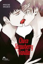 Choco strawberry vanilla Manga