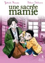 Une Sacrée Mamie # 5
