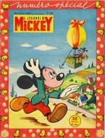 Le journal de Mickey 255 Magazine