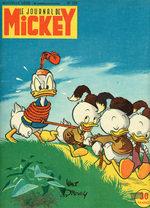 Le journal de Mickey 256 Magazine