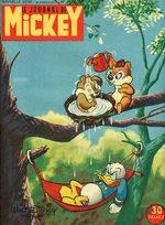 Le journal de Mickey 258 Magazine