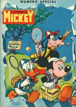 Le journal de Mickey 265 Magazine