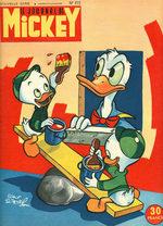 Le journal de Mickey 272 Magazine