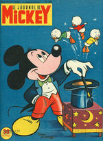 Le journal de Mickey 286 Magazine