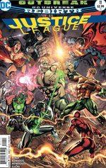 Justice League # 11