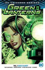 Green Lanterns # 1