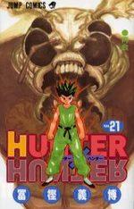 Hunter X Hunter 21