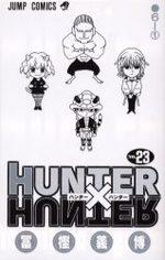 Hunter X Hunter 23