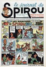 Le journal de Spirou 161
