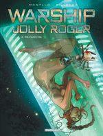 Warship Jolly Roger # 3