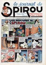 Le journal de Spirou 167