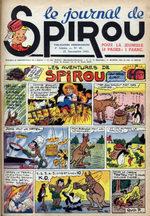 Le journal de Spirou 189