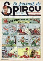 Le journal de Spirou 108
