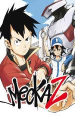 Meckaz 1 Global manga