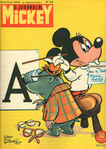 Le journal de Mickey 319 Magazine