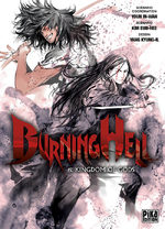 Burning hell Manga