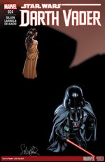 Star Wars - Darth Vader # 24