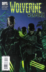Wolverine - Weapon X # 3