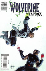 Wolverine - Weapon X # 4
