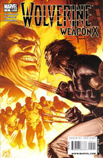 Wolverine - Weapon X # 5