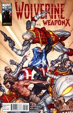 Wolverine - Weapon X # 12