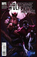 Wolverine - Weapon X # 16
