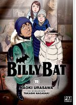 Billy Bat 19 Manga