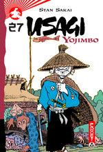 Usagi Yojimbo 27