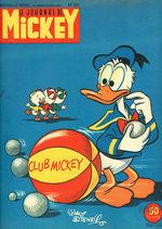 Le journal de Mickey 325 Magazine