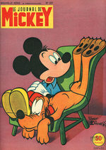 Le journal de Mickey 337 Magazine