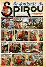 Le journal de Spirou 258