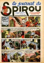 Le journal de Spirou 259