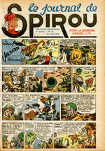 Le journal de Spirou 261