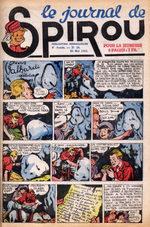 Le journal de Spirou 266