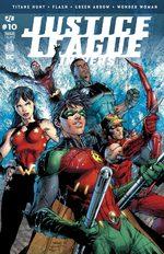Justice League Univers # 10
